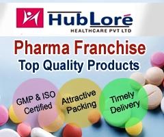 Hublore Healthcare pcd pharma in Gujarat