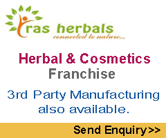 Herbal Cosmetics Franchise Manufacturing Company