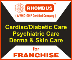 rhombus is a best pcd pharma company in gujarat