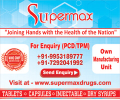 supermax is a top pcd pharma company in delhi