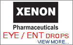 Ophthalmic products company Xenon Pharma