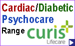 cardiac diabetic psychocare range franchise
